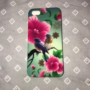 Accessories - IPhone 5c Bird Case
